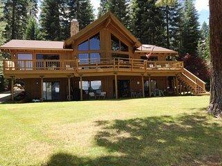 Hilder - Almanor West LAKEFRONT with Dock & Buoy - Lake Almanor vacation rentals