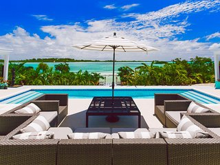Zion | Beachfront Paradise | Swimming Pool | Modern Luxury | Central Eleuthera - South Palmetto Point vacation rentals