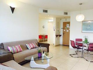 Raanana Luxury - Deluxe 3 BR and sun balcony -REF07 - Ra'anana vacation rentals