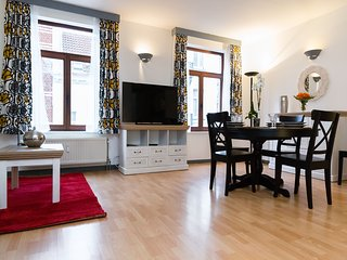 Patriotes Ireland - Beautiful and cozy flat in EU quarter - Brussels vacation rentals