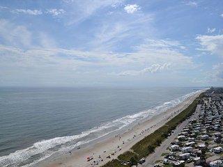 Myrtle Beach Resort T1801 | Fantastic Ocean Front Condo - Myrtle Beach vacation rentals