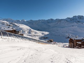 Val Thorens, Olympiades 716, ski-in / ski-out accommodation, up to 8 people - Val Thorens vacation rentals