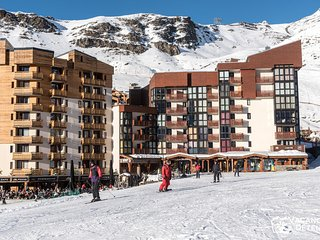 Val Thorens, Olympiades 715, ski-in / ski-out accommodation, up to 8 people - Val Thorens vacation rentals
