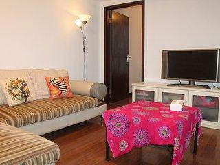 Bright/Sunny 1bdr/1lvr apt at Zhenping Rd - Shanghai vacation rentals