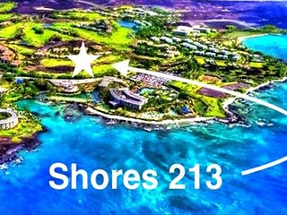 Beautiful Resort Views - Upscale Floor 2 - Walk to Beach | Large Lanai/BBQ - Waikoloa vacation rentals
