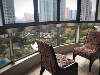 Newly Deco/First Tenant 3BR 130sq Share Gym/Pool L3/4/7 - Shanghai vacation rentals