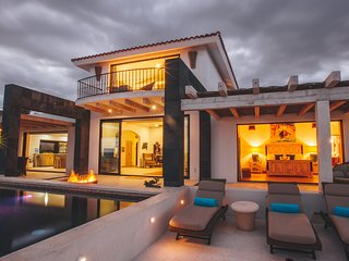 Chic, contemporary, eco-friendly beachfront villa - San Jose Del Cabo vacation rentals