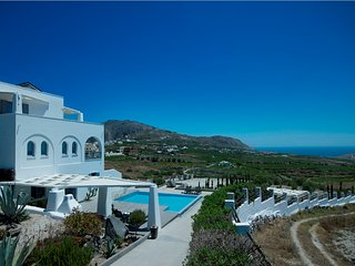 Perfect Villa with Internet Access and Television - Santorini vacation rentals