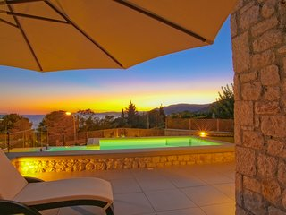 Private Exclusive 3 bedroomed/ one bathroom villa with private pool - Pefkos vacation rentals