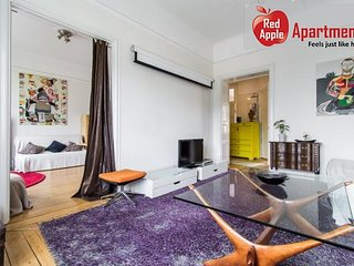 Colourful Apartment In Charming Area - 6039 - Stockholm vacation rentals