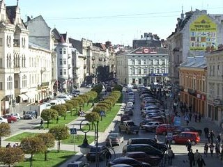 3 bedroom apartment on central avenue in Lviv - 734 - Lviv vacation rentals