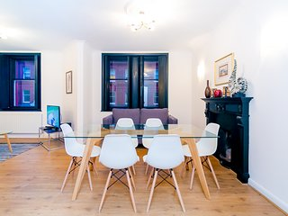 Exquisite Central London W1 Family Home - London vacation rentals