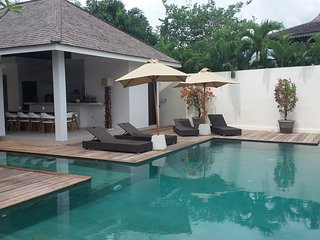 Luxury wide 6BR private villa canggu - Canggu vacation rentals