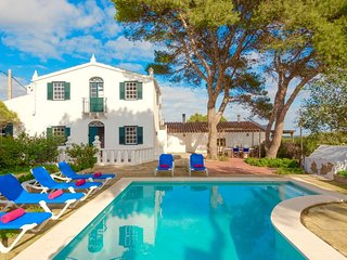 Charming 3 bedroom Villa in Sant  Lluis es - Sant  Lluis es vacation rentals