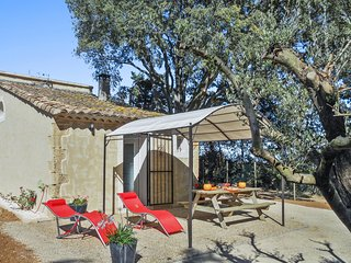 Traditional country house with air con & garden Saint-Gilles (the Gard), 30min from the sea - Saint-Gilles vacation rentals