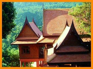 Comfortable House with Internet Access and A/C - Ban Bang Makham vacation rentals