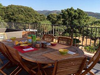 maison spacieuse 5 chambres  à 400m de la plage - Sainte Lucie De Porto Vecchio vacation rentals