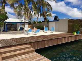 Beautiful Waterfront Beach House - Savaneta vacation rentals