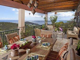 5 bedroom Villa with Internet Access in Cruz Bay - Cruz Bay vacation rentals