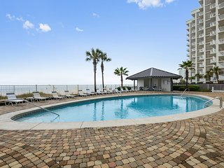 Windward Pointe 101- GROUND FLOOR CONDO! Gulf Front! Sleeps 8 - Orange Beach vacation rentals