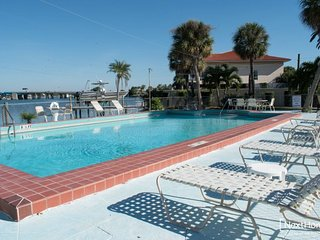 Isles of the Bay | Comfortable Condo with Waterfront pool and fishing dock plus - Saint Pete Beach vacation rentals