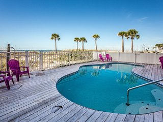 Madeira Beach House | Beachfront house with private pool and amazing views - Madeira Beach vacation rentals