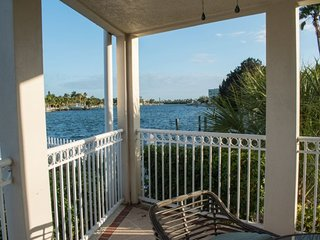 Sun Harbor #110 | Waterfront, Renovated, and across from the beach - Saint Pete Beach vacation rentals