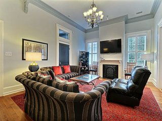 Forsyth Park Town Home, Renovated to Perfection - Savannah vacation rentals