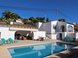 Mabruka - charming, Spanish finca style holiday villa in Benissa - Benissa vacation rentals