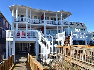 CAROLINA ON MY MIND- Beautiful 6 Bedroom Oceanfront - Kure Beach vacation rentals