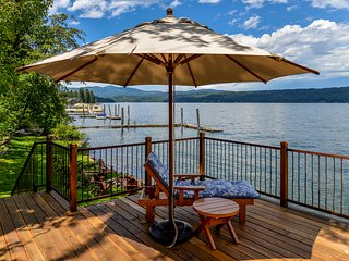 Lakeside Loft | Luxury on the water! - Harrison vacation rentals