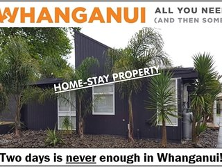 A bit of New York in Whanganui - Wanganui vacation rentals