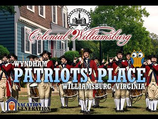 Wyndham Patriots' Place 2BR Condo! - Williamsburg vacation rentals