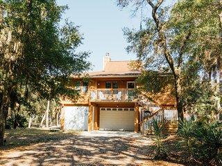 R Anchor House on St. Helena Island ~ RA130367 - Saint Helena Island vacation rentals
