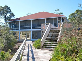 Spacious House with Television and Private Indoor Pool - Cape San Blas vacation rentals