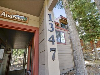 Alpine Meadows Chalet, The Andrews Home - Lake Tahoe vacation rentals