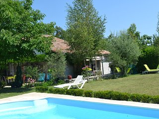 Nice House with Internet Access and A/C - Berrias et Castejau vacation rentals