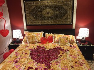 Romantic 1 bedroom House in Ahmedabad - Ahmedabad vacation rentals