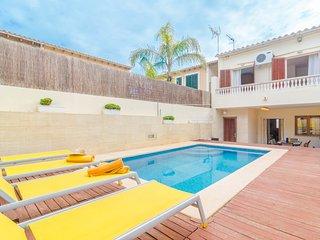 SUCRE - villa in Cala Pi for 7 people - Cala Pi vacation rentals