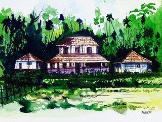 Palkadavu Warium Villa Mananthavady Wayanad - Mananthavady vacation rentals