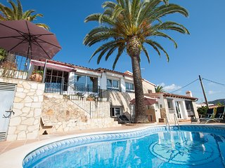 Casa Tres Arcs - near center, private pool, wifi! - Tossa de Mar vacation rentals