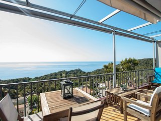 Villa Marina - fabulous sea view! Pool & wifi - Blanes vacation rentals