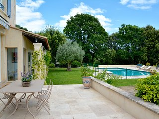 Provencal villa with pool and large garden - Assas vacation rentals