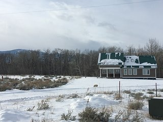 Nice House with Deck and A/C - Red Lodge vacation rentals