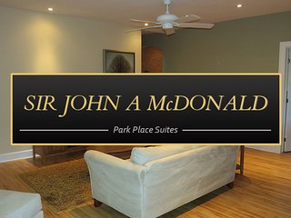 The Sir John A MacDonald Suite - Kingston vacation rentals