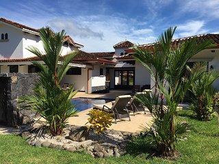 Awarded Luxury Beach Villa, 5-star Resort - Pinilla vacation rentals