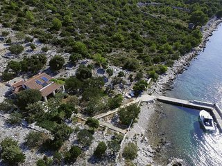 Pet-friendly holiday house Mate, Dalmatian island - Pasman Island vacation rentals