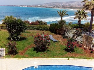 Sea front 2 bdr bungalow with amazing views - Kissonerga vacation rentals