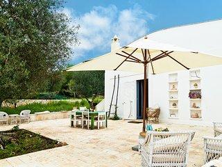 "Fabulous ""lamia"" villa in huge Apulian garden w/ fireplace & rooftop terrace - near Ostuni, Brindisi - Ceglie Messapica vacation rentals"