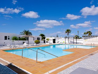 Sea-view apartment in Lanzarote, Canary Islands, w/ pool and WiFi – 300m from beach & dining - Puerto Del Carmen vacation rentals